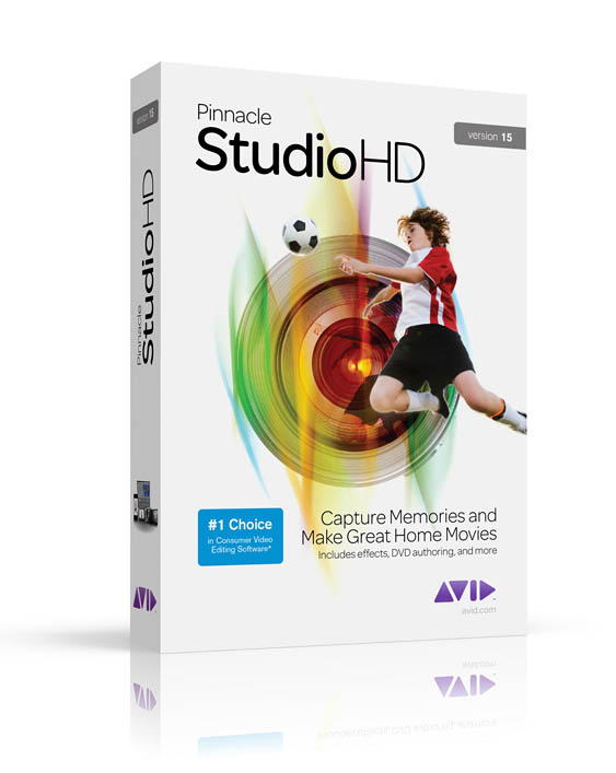Pinnacle Studio™ HD v.15