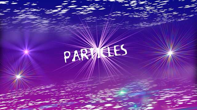 Стили ProShow Producer - Particles